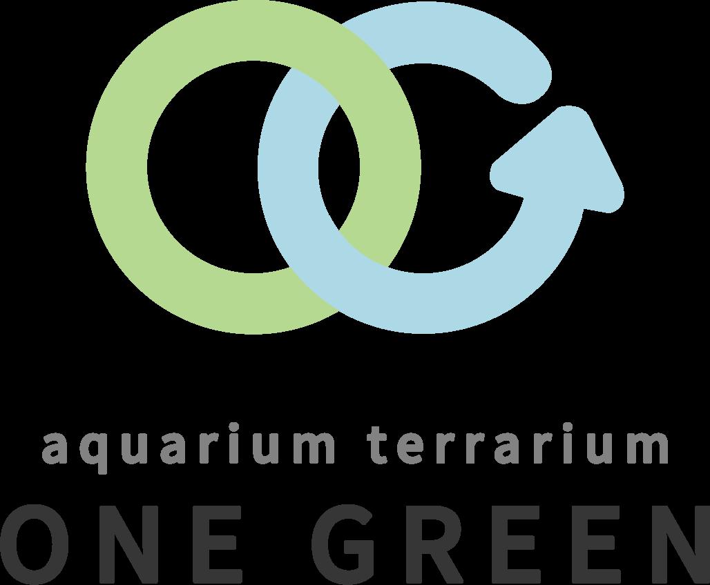 大阪で水槽メンテナンス、アクアリウム、テラリウムのことならONE GREEN